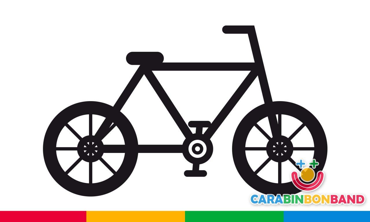 Dibujos Fáciles Cómo Dibujar Una Bicicleta Fácil Para Niños Cara Bin Bon Band