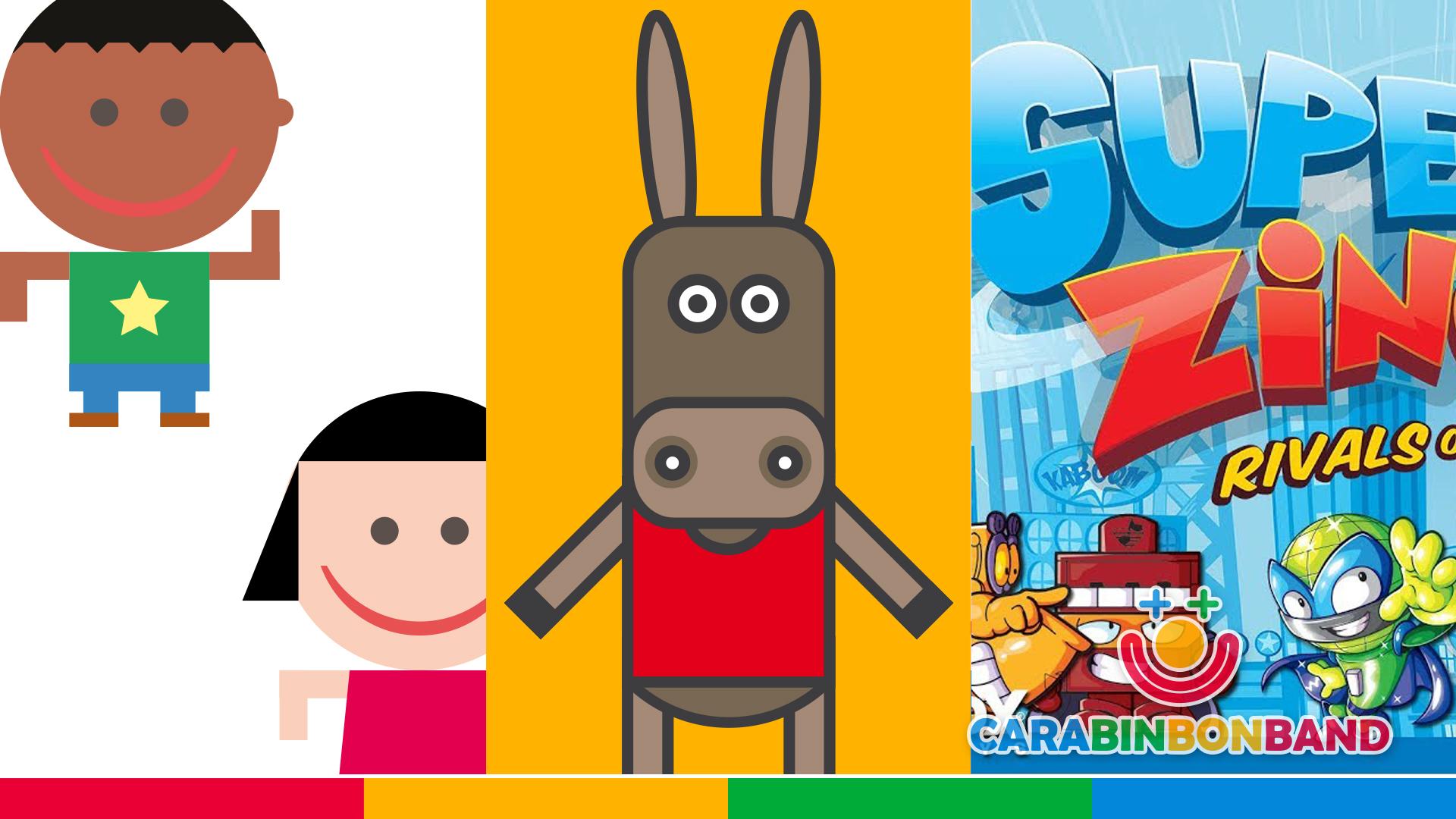 Canciones infantiles originales en español - música para niños y niñas 2019