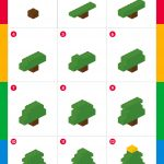 LEGO Tutorial: xmas tree