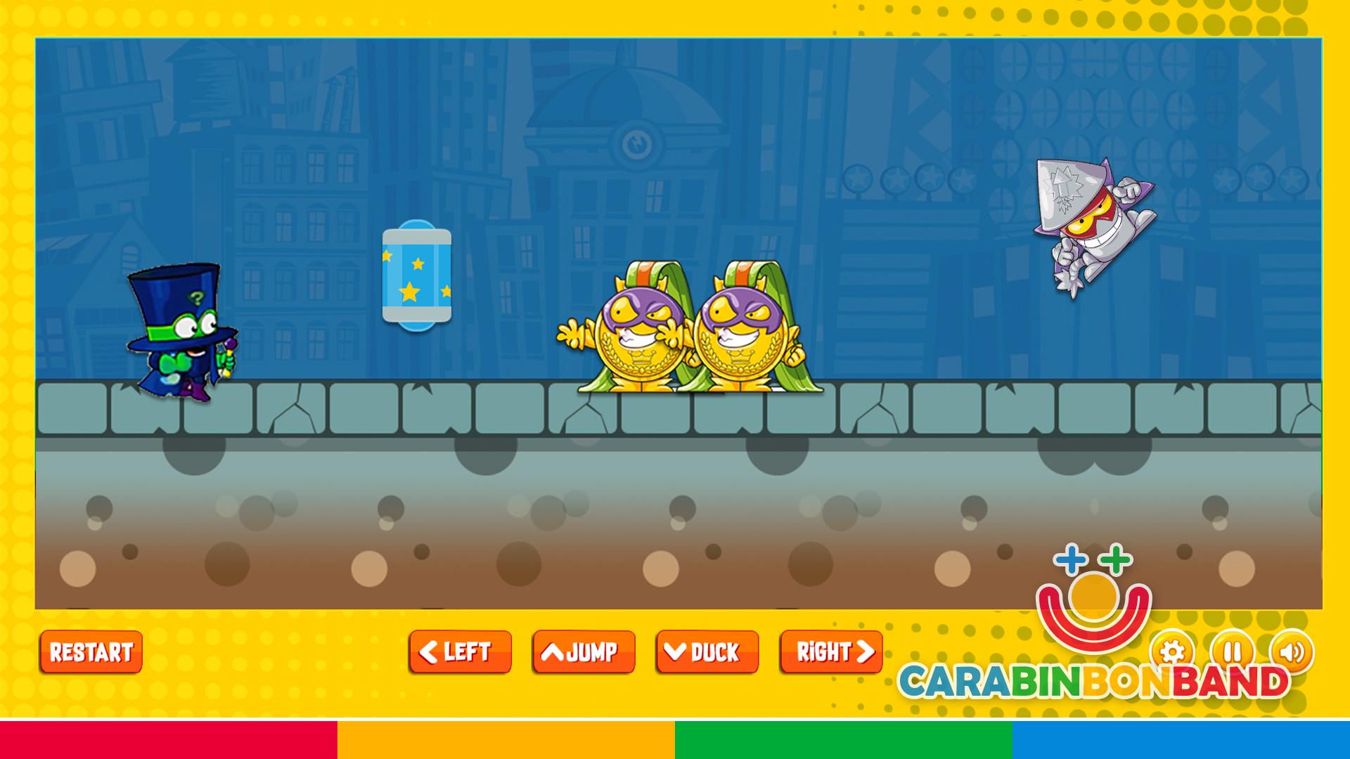 Videojuegos Superzings video games - Super zings apps