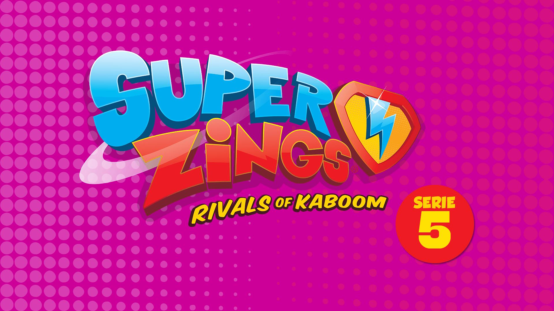 Superzings Serie 5 - ¡Envía tu héroe o villano y te saludamos!