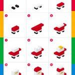 LEGO Tutorial: Santa Claus