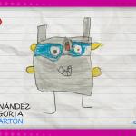 Dibujos SUPERZINGS SERIE 5 hechos por niños