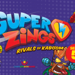 SUPERZINGS BATTLES - RIVAL SERIES 5