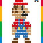 LEGO Tutorial: how to make Mario Bros