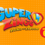 SUPERZINGS SERIES 6 - Send your hero or villain and we greet you in a video!